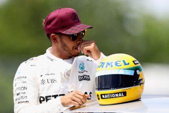 F1: Hamilton tényleg Senna szintjén
