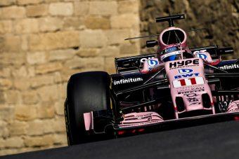 F1: Sikert dobott el a Force India a pilóták ütközése miatt?