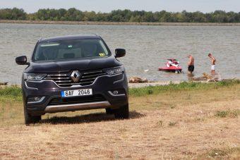 Teljes pályán támadnak a franciák az új Renault Koleossal