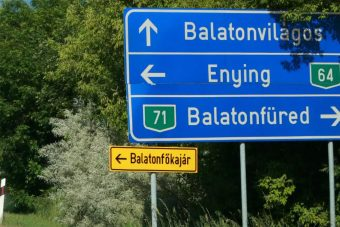Hogyan kerüld ki a dugót a Balaton felé?