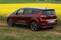 Teszt: Renault Grand Scénic 1,6 dCi 160 Bose
