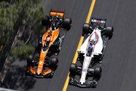 F1: Az egyetlen pálya, ahol a McLaren kibír 100 kört