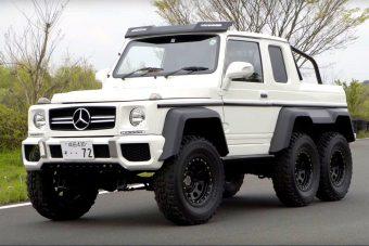 Olcsó Suzukiból csináltak drága Mercit