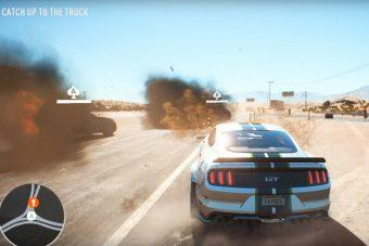 Gyönyörű és nagyon Halálos iramban az új Need for Speed előzetese