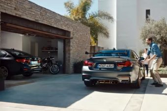 A BMW megmutatja, hogy bánj az anyósoddal