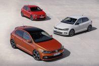 Bemutató: új VW Polo - 2017