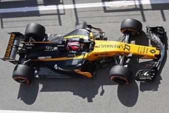 F1: A Renault befagyasztotta a fejlesztéseket