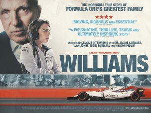 F1: Hamarosan jön a Williams-film