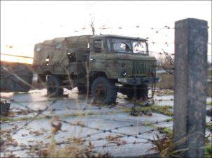 Ez az enyészetnek hagyott GAZ-66 óriási meglepetést rejteget