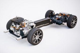 Minden modelljét villamosítja a Volvo