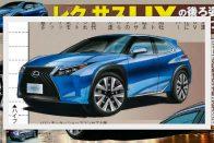 Crossoverrel váltaná kompakt modelljét a Lexus