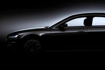 Elképesztő kényelmi technológiát hoz az új Audi A8
