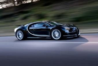 Tudod mennyi idő alatt üríti ki a tankot a Bugatti Chiron?
