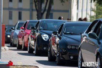 Kezdődik Európa legnagyobb Alfa-fesztiválja Zánkán