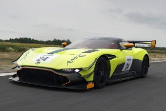 Még durvább a legdurvább Aston Martin
