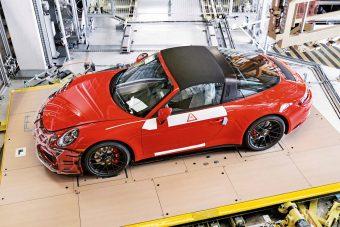 Tudod, mitől nem lett híres ez a Porsche 911 Targa?