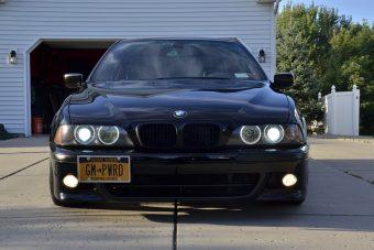 Amerikai szív dobog ebben a bitang BMW-ben