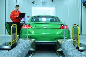 Egyedülálló újítás az Audi győri gyárában