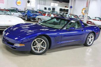 Adnál 275 milliót egy automata Corvette-ért?