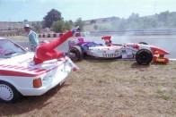 F1: A Magyar Nagydíj legdurvább balesetei