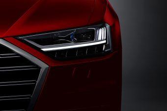 Olyat tud az új Audi A8, amit még soha egyetlen autó sem