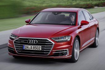 Tömören minden, amit az új Audi A8-ról tudni kell