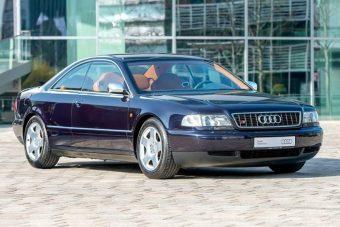 Nincs ennél ritkább A8-as Audi
