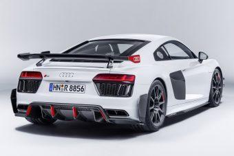 Audi Sport Performance alkatrészek az Audi R8 és Audi TT modellekhez