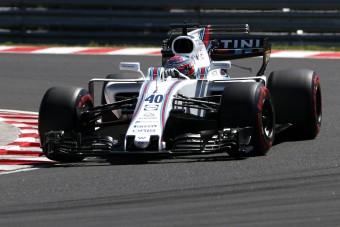 F1: Sziklaugrás a Hungaroringen