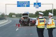 Gyorshajtás okozza a sok balesetet