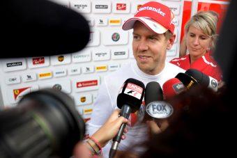 F1: Vettel nem fél a kizárástól