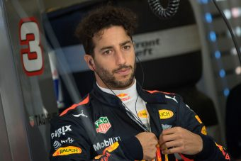 F1: Ricciardo bejelentette a visszavonulását – videó