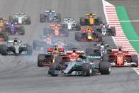 F1: Bottas nyerte az alpesi gumicsatát