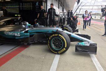 F1: Bottasék az élen, a Ferrari lassú volt
