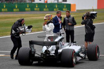 F1: Meglepő interjú zajlott az időmérő után