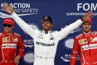 F1: Nem vették el Hamilton pole-ját