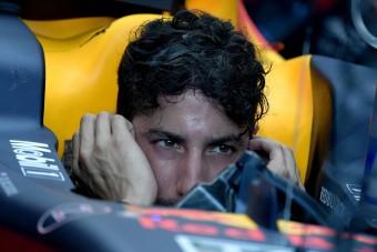 F1: Ricciardo szárnyalt, az autók törtek a Hungaroringen - videó