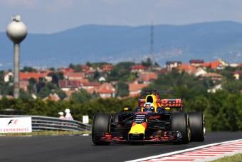 F1: A Hungaroringen borítja a papírformát a Red Bull?