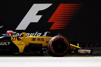 F1: Hülkenberg büntetést kap a Magyar Nagydíjra