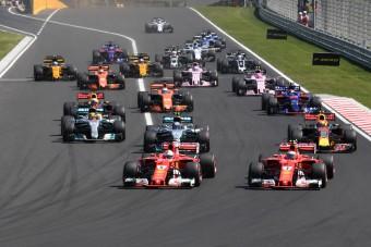 F1: Mercedes-csapatutasítás, Vettel-győzelem a Hungaroringen