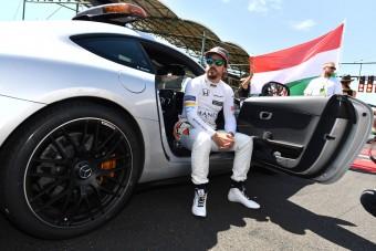 F1: Alonsót is meglepte a leggyorsabb kör