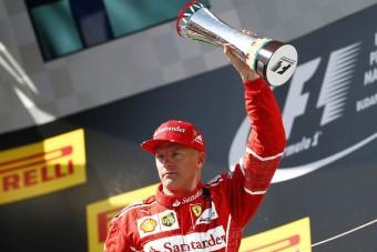 Räikkönen: Még mindig gyors vagyok