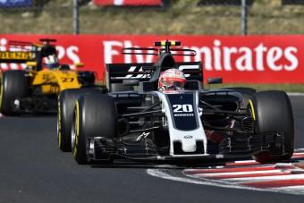 F1: Nem békül Magnussen és Hülkenberg