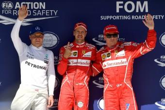 Vettel: Fenomenális volt az autó