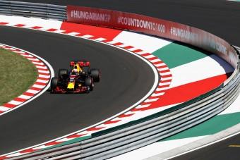 F1: A Red Bull egyik pilótája sír, a másik nevet