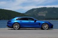 Vezettük: Porsche Panamera Sport Turismo