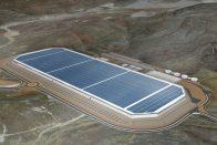 Újabb óriásüzemeket építene a Tesla