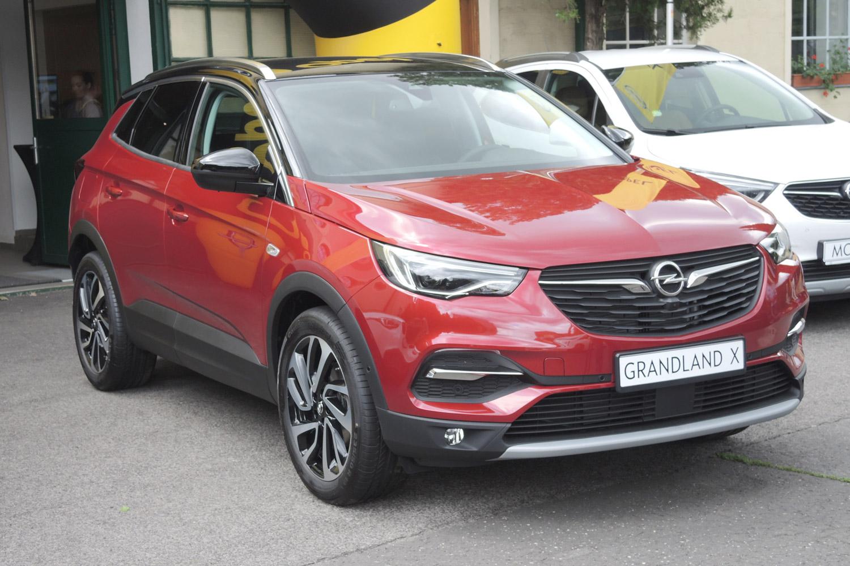 100 Opel Grandland X O Peugeot