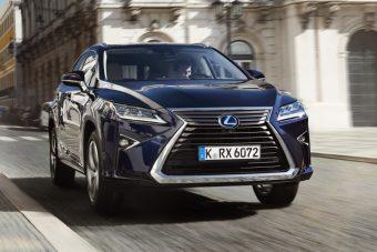 Jön a három üléssoros Lexus RX?