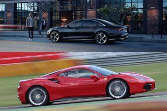 Ez a 10 legkelendőbb luxus- és sportautó Magyarországon